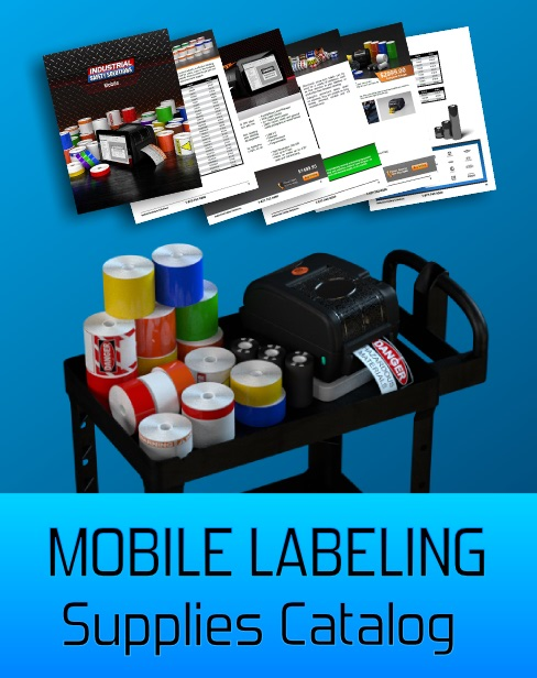Mobile labeling catalog