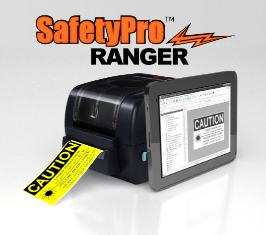 SafetyPro Ranger Labeler replaces your DuraLabel Toro