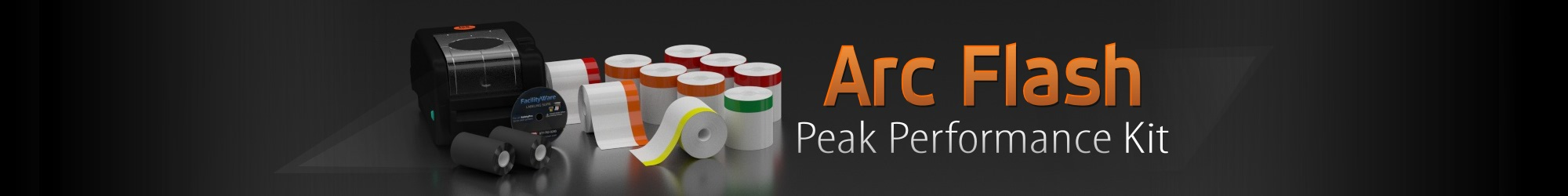 Arc Flash Peak Performance Kit