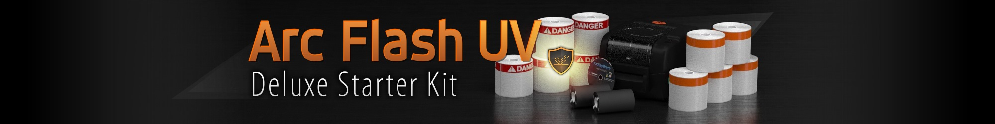 Arc Flash UV Deluxe Starter Kit