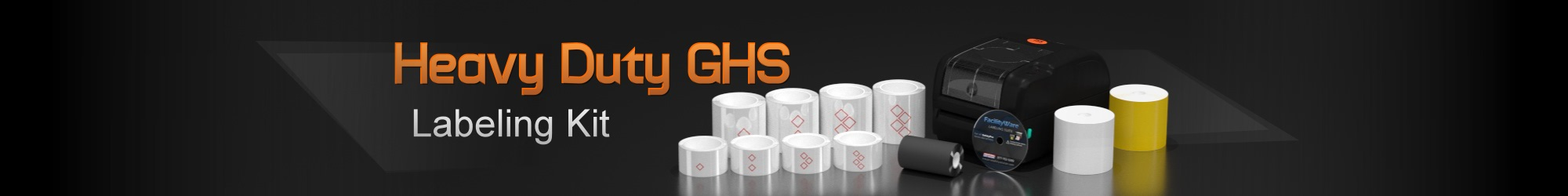 GHS Extended Labeling Kit