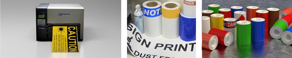 Sign and Label Printing