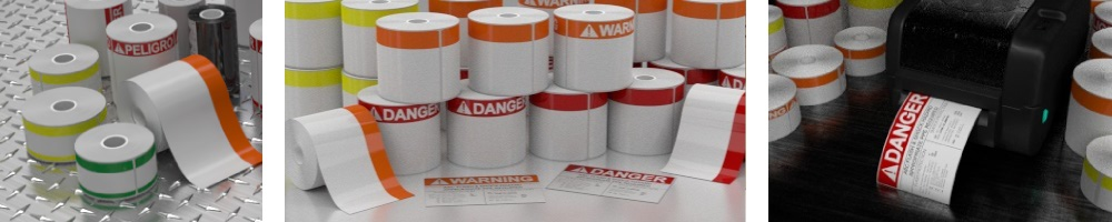 UV Arc Flash Labeling