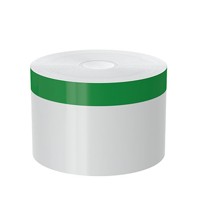 3in x 140ft Peak-Performance Continuous Green Stripe