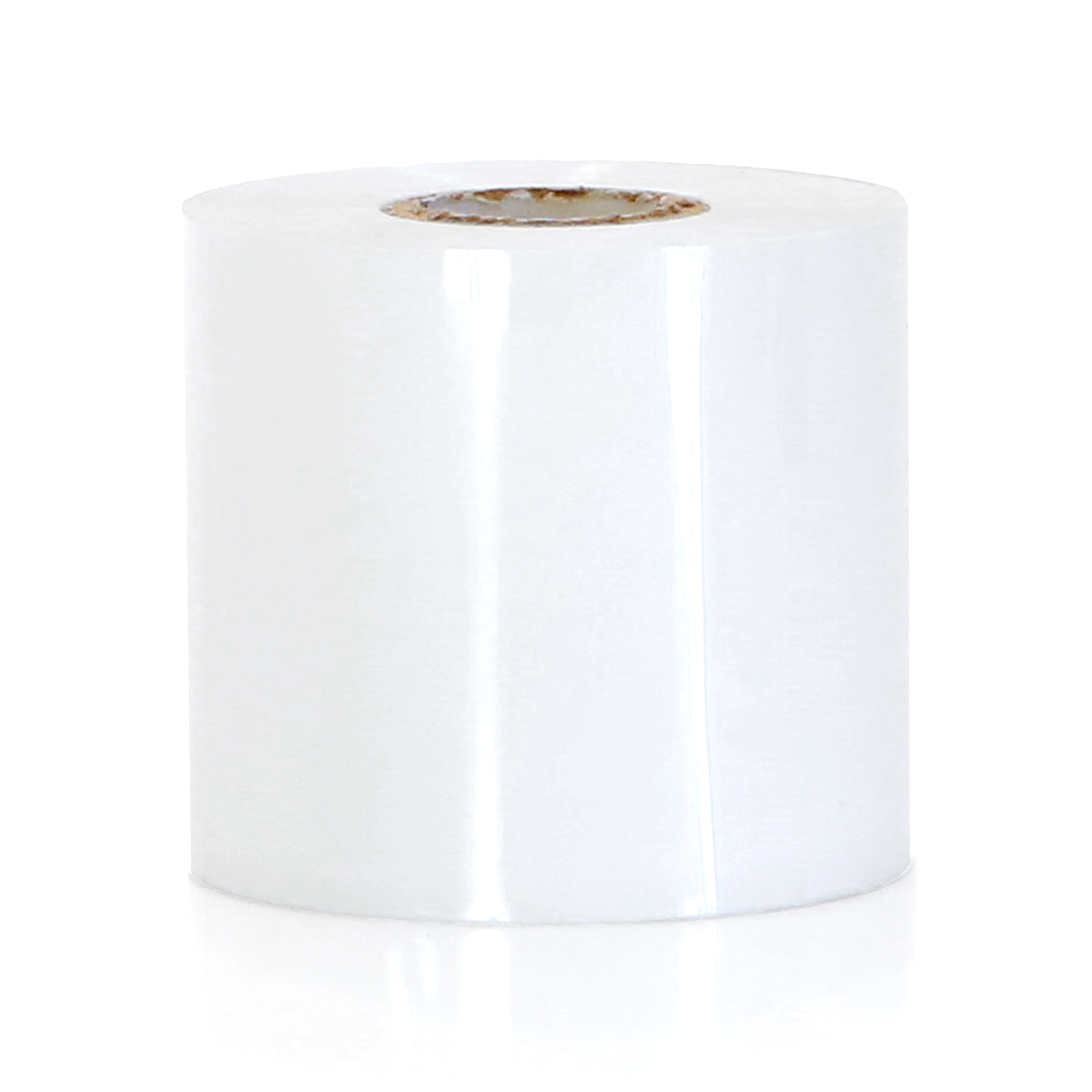 2.5in x 984ft Premium White Ribbon