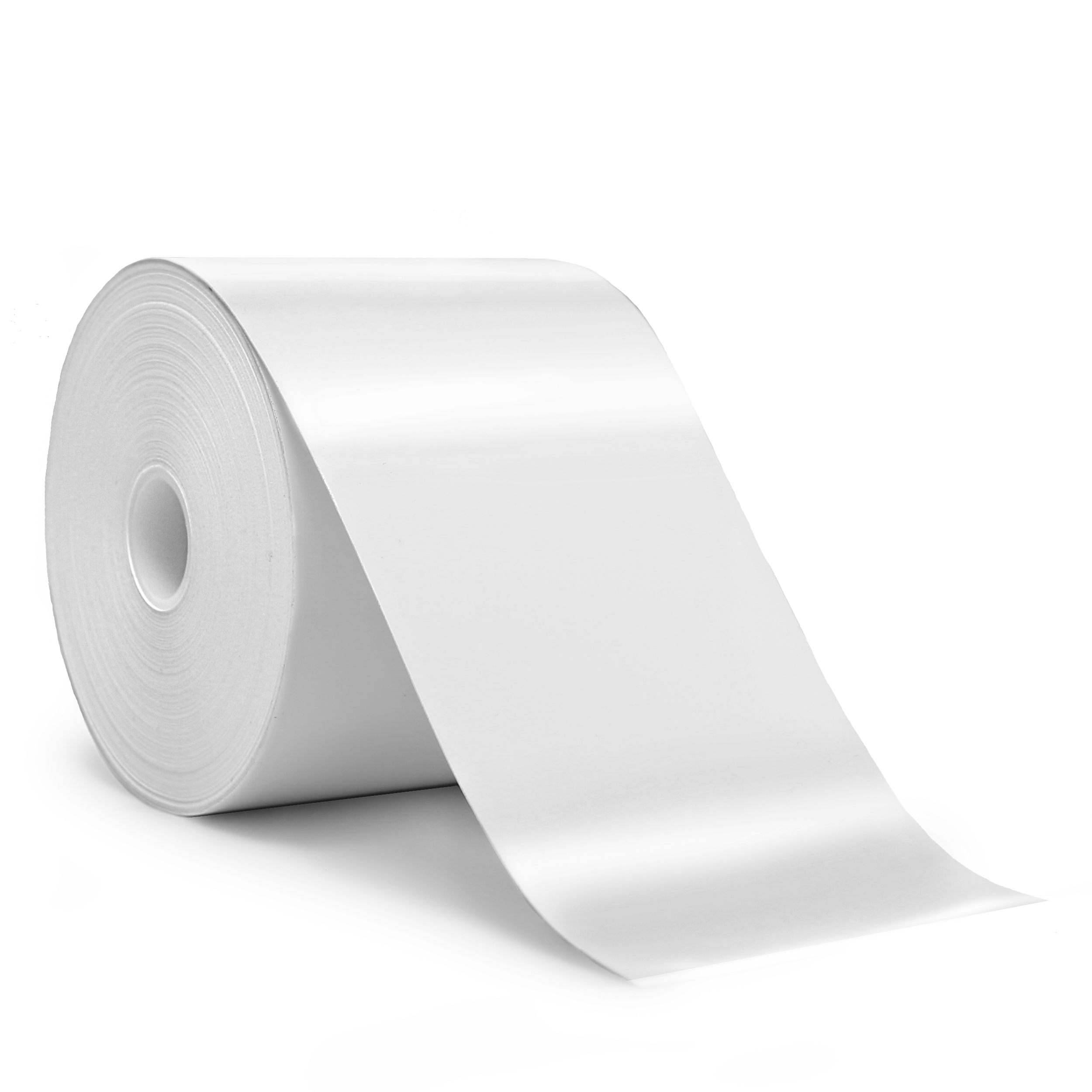 4in x 150ft White premium vinyl tape