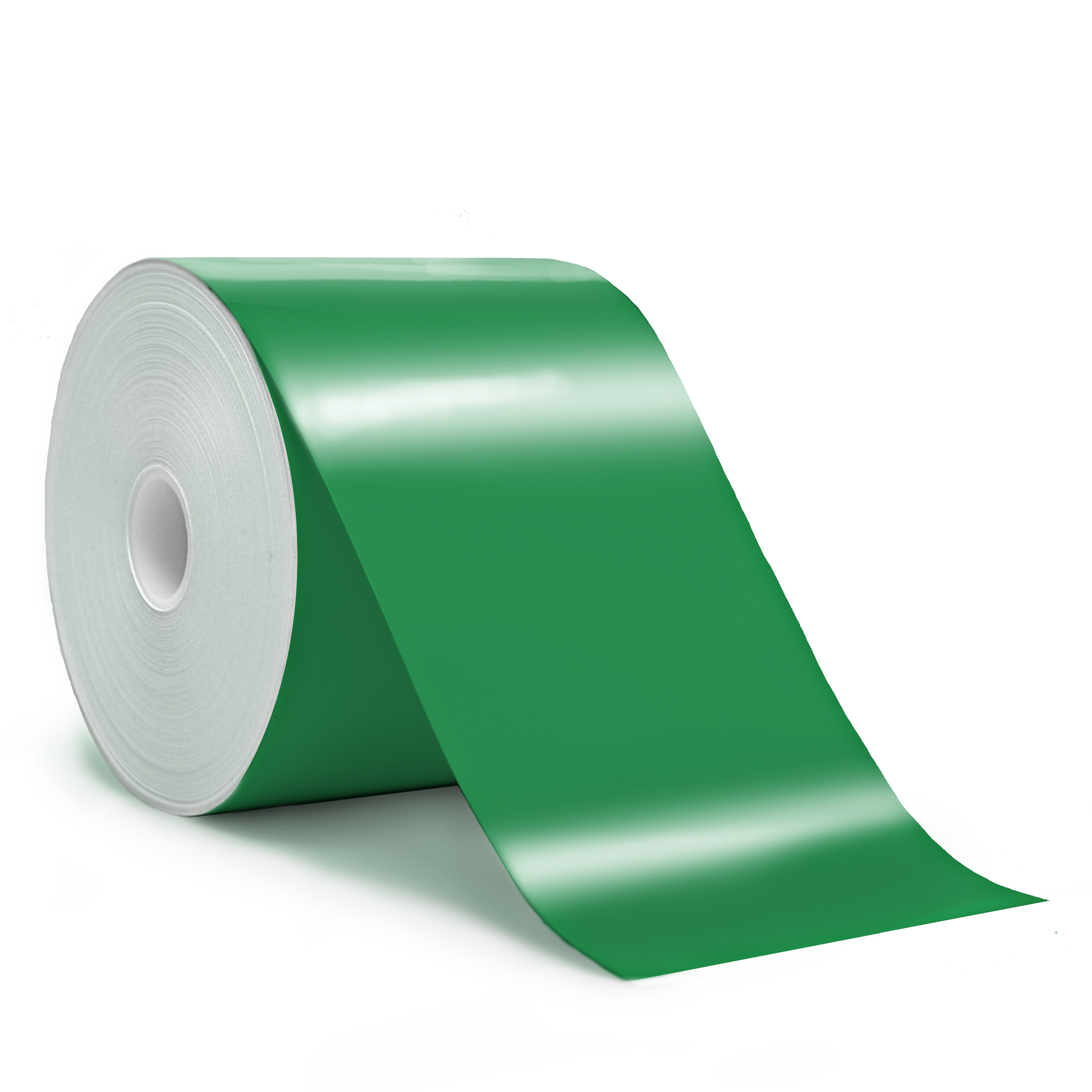 4in x 150ft Green premium vinyl tape