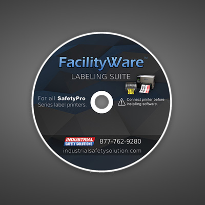 FacilityWare Label Manager