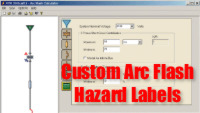 arc flash labeling software